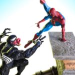 Iron Studios Spider-Man Battle Series Diorama Statues!