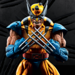 Marvel Legends 12″ Deadpool Variants! X-Force! Wolverine!