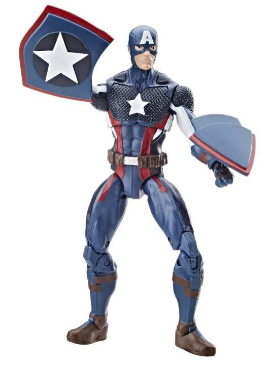 Marvel Legends 2017 Captain America Steve Rogers Figure