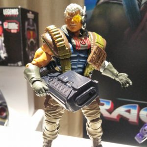 Marvel Legends 2018 Cable Figure from Deadpool Series