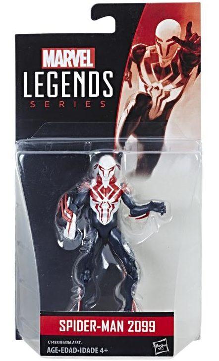 Marvel Legends 4 Inch Wave 5 Spider-Man 2099