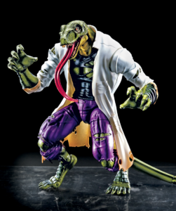 Marvel Legends Lizard Build-A-Figure Hi-Res Photo