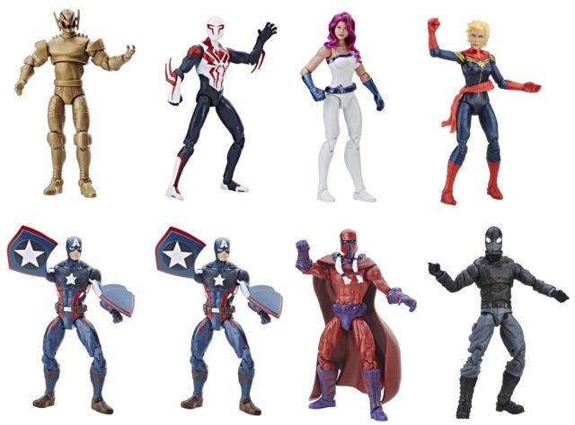 Marvel Legends Wave 5 4 inch Figures