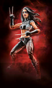 Marvel Legends X-Force X-23 Figure SDCC 2017