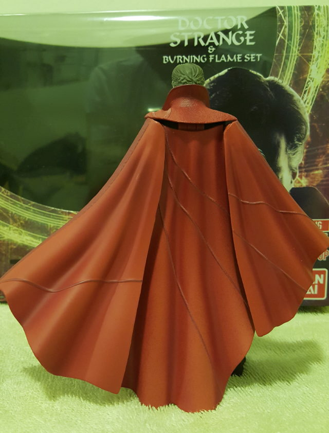 S.H. Figuarts Doctor Strange Figure Back Cape