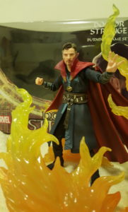 S.H. Figuarts Doctor Strange Review