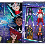 SDCC 2017 Exclusive Marvel Legends A-Force Set Confirmed!