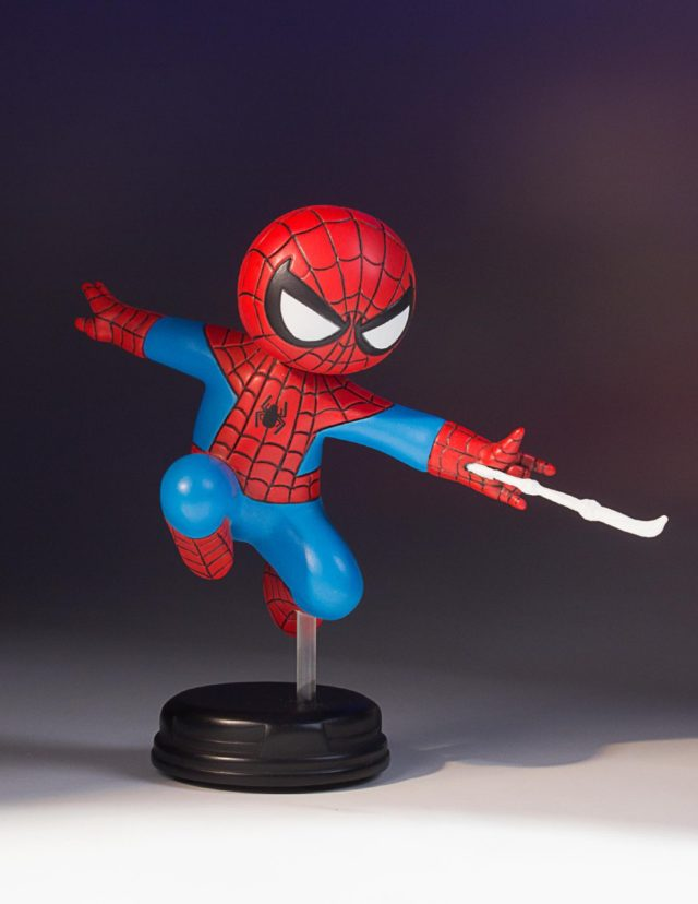 SDCC 2017 Exclusive Spider-Man Marvel Animated Statue Gentle Giant