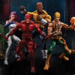 Marvel Legends Defenders & Hydra Troopers Box Sets! SDCC