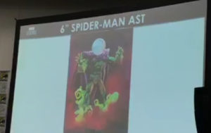 SDCC 2017 Mysterio Panel Hasbro Revealed Marvel Legends