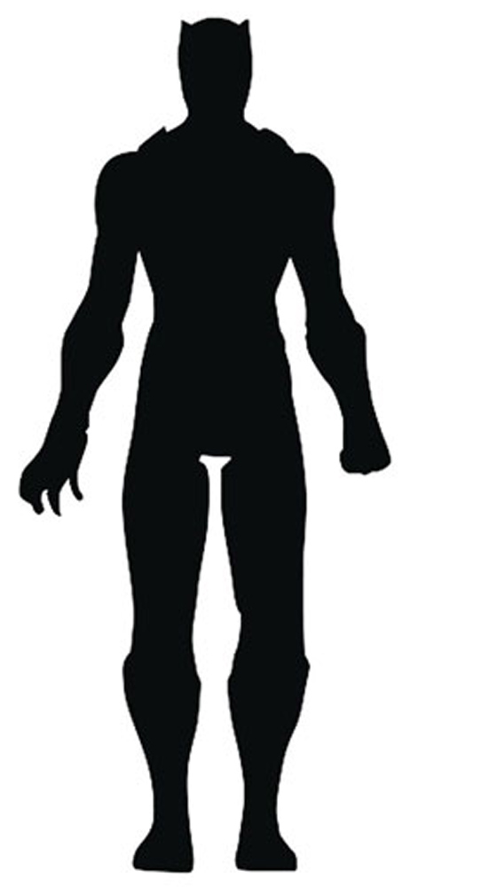 marvel select black panther movie figure minimates announced rh marveltoynews com Panther Silhouette Clip Art Cute Panther Clip Art