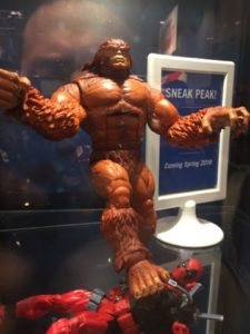 FanExpo Canada Marvel Legends Sasquatch Revealed