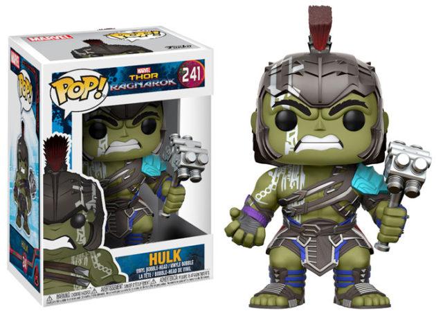 Funko Gladiator Hulk POP Vinyls Figure