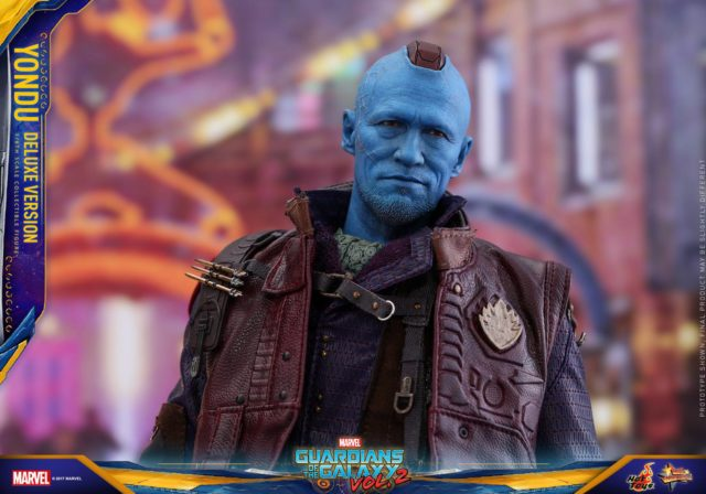 Hot Toys Guardians of the Galaxy Vol. 2 Yondu Figure with Short Fin