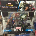 Marvel Legends Thor Ragnarok 12″ & 4″ Figures Released!