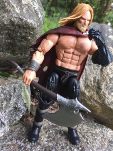 "The Unworthy Thor Marvel Legends 6"" Figure"