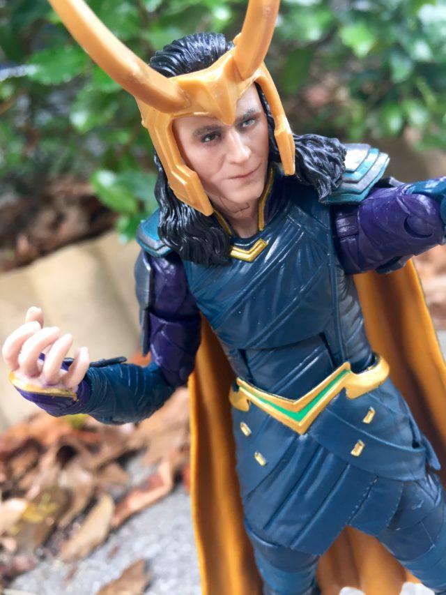 Marvel Legends Ragnarok Loki Review
