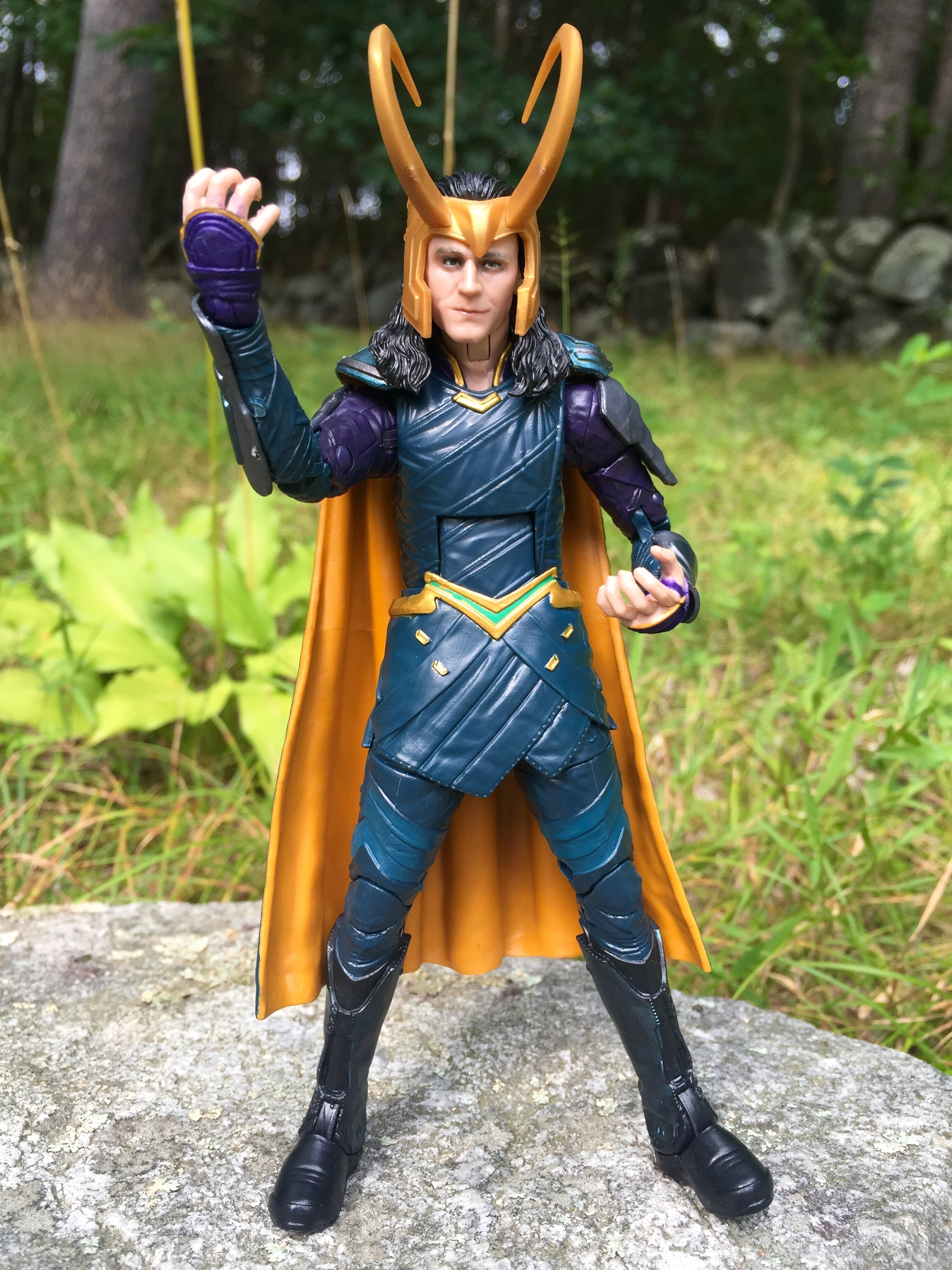 thor ragnarok marvel legends loki 6 quot figure review