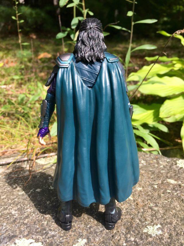 """Loki Thor Ragnarok Marvel Legends Hasbro 6"""" Figure Cape"""