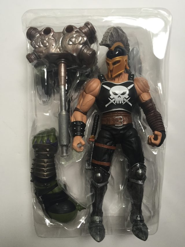 Hasbro Marvel Legends Ares Figure and Accessories