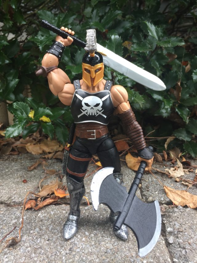 Thor Ragnarok Marvel Legends Ares Review