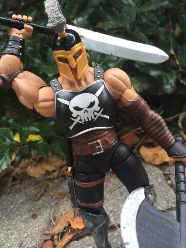 Review Marvel Legends Ares Figure Thor Ragnarok