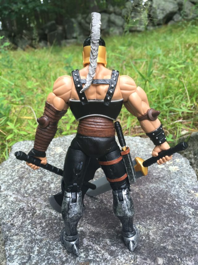 "Back of Thor Ragnarok Legends Ares 6"" Figure"