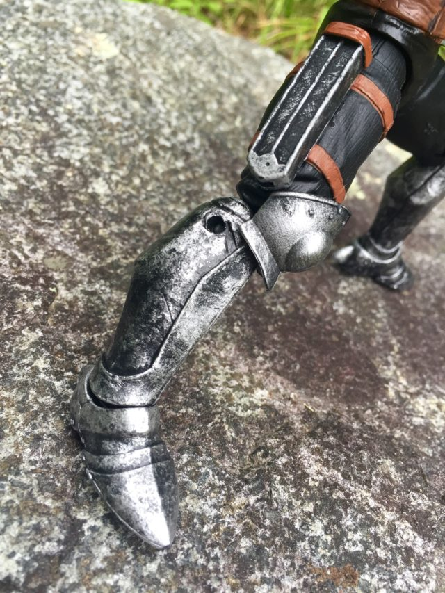 Armored Boots on 2017 Marvel Legends Ares Action Figure
