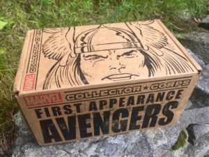 Funko First Appearance Avengers Box Review Unboxing Spoilers