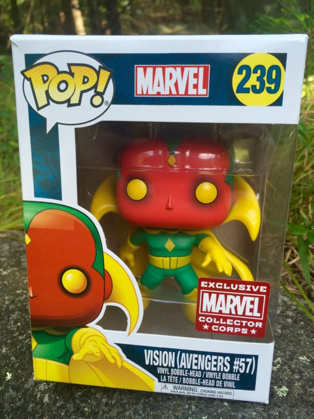 Funko Vision POP Vinyl First Appearance 239
