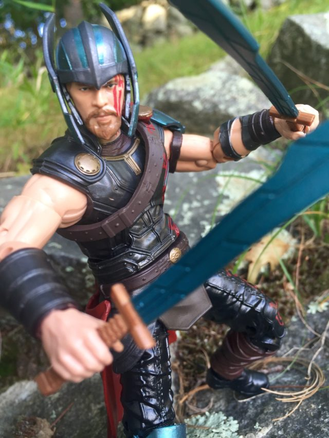 Marvel Legends Gladiator Thor Review 6""