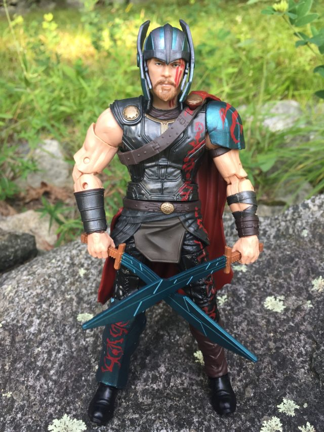 Marvel Legends Ragnarok Gladiator Thor Figure Review