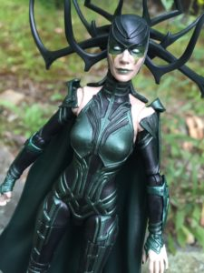 Review Marvel Legends Hela Thor Ragnarok Movie Figure