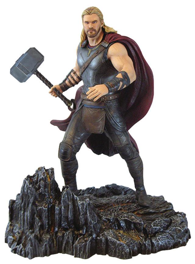 Marvel Gallery Thor Ragnarok Statue