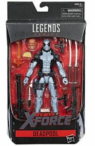 Marvel Legends X-Force Deadpool Exclusive HasCon 2017