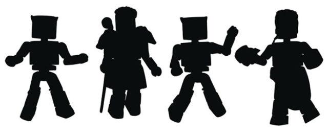 Marvel Minimates Black Panther Box Set Movie Figures