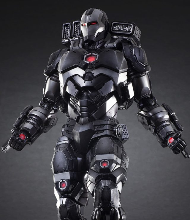 Marvel Play Arts Kai War Machine Figure