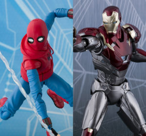 SH Figuarts Spider-Man Homecoming 2-Pack