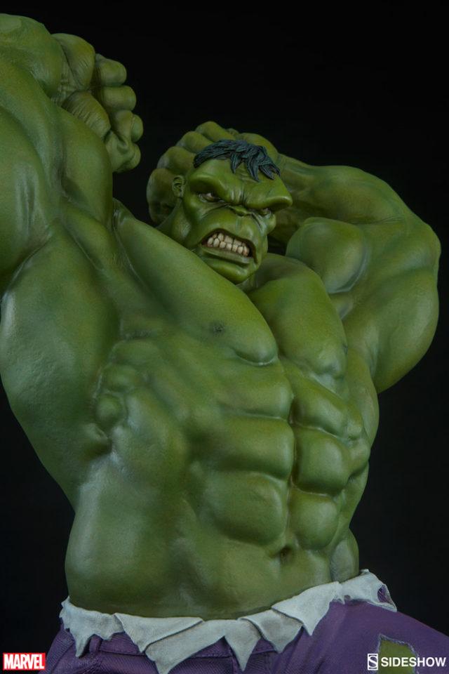 Sideshow Avengers Assemble Hulk Statue