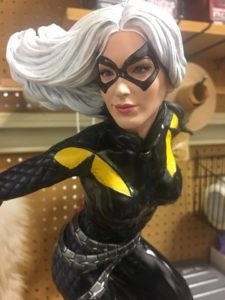 Sideshow Collectibles Black Cat Premium Format Figure Review