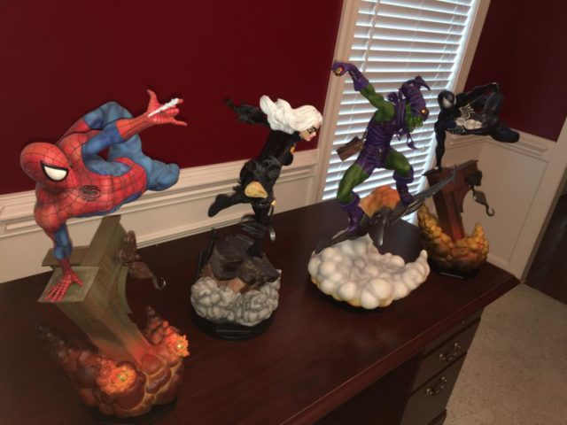 Sideshow Spider-Man Premium Format Figure Series