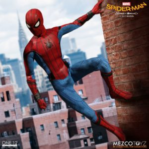 Spider-Man Homecoming ONE 12 Collective Figure Mezco Toyz