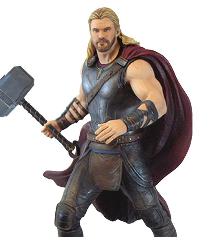 Thor Ragnarok PVC Figure Diamond Select Toys Marvel Gallery