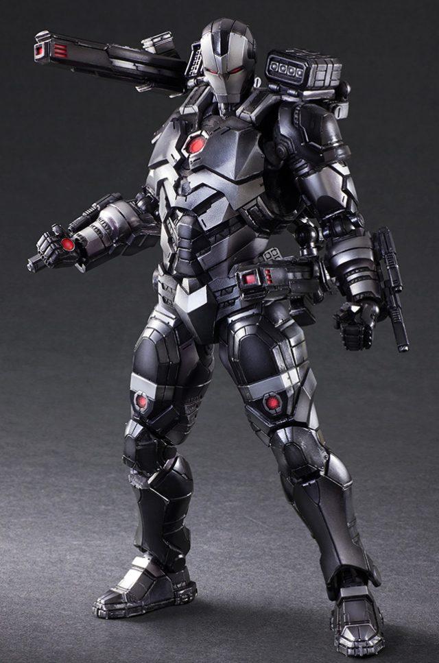 War Machine Play Arts Kai Variant Figure 2018