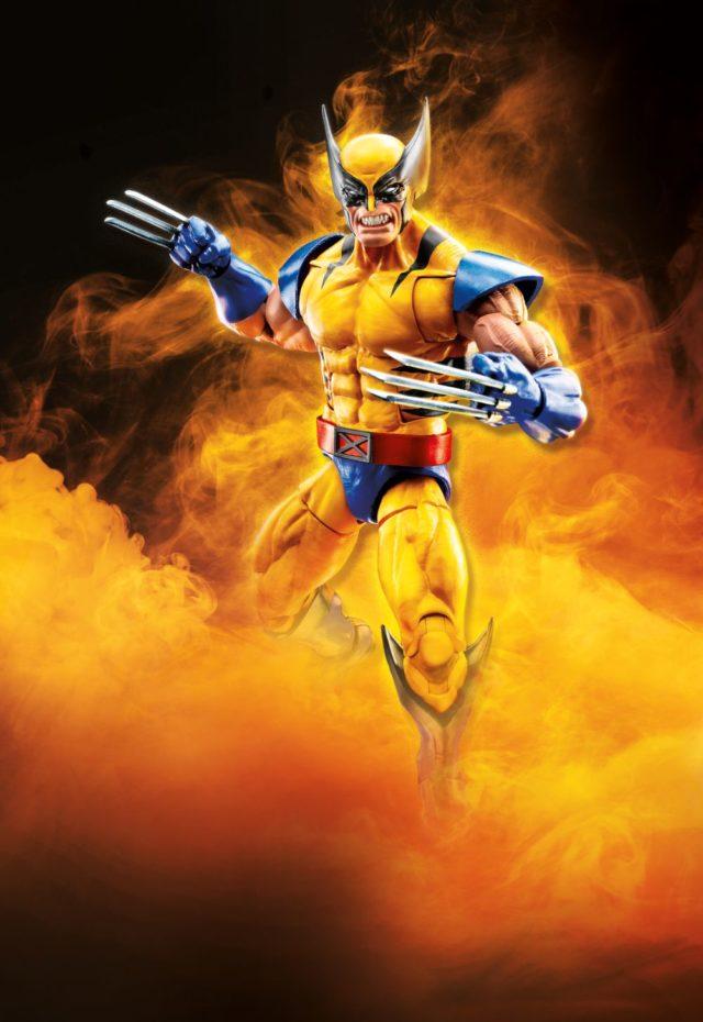 2018 Marvel Legends X-Men Series Wolverine Hi-Res