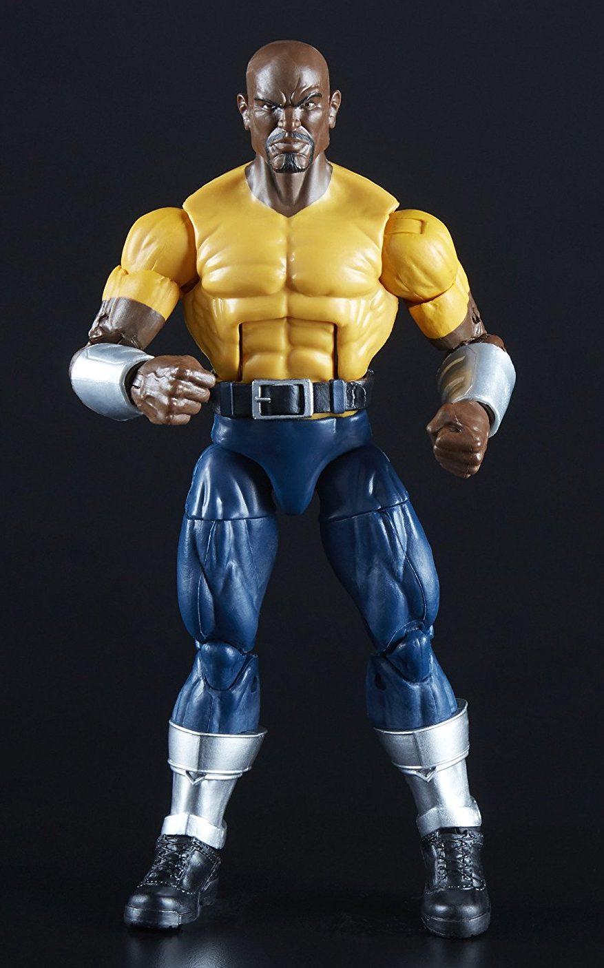 Luke Cage Exclusive Marvel Legends loose figure Netflix Defenders Hasbro