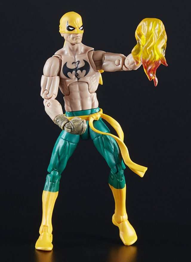 Defenders Marvel Legends Iron Fist Figure