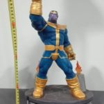 Marvel Premier Collection Thanos Statue Released & Photos!