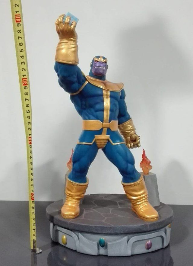 Diamond Select Toys Marvel Premier Collection Thanos Statue Review