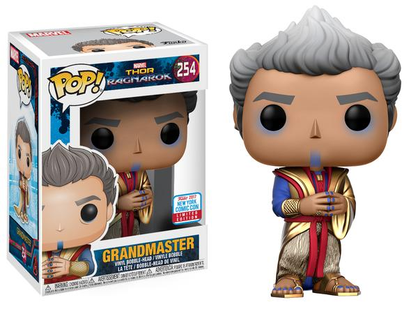Funko Grandmaster POP Vinyl NYCC 2017 Exclusive Figure